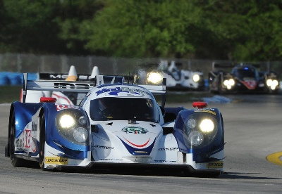 BUTCH IS BACK: WITH DYSON AT SEBRING LEITZINGER JOINS DYSON RACING FOR ALMS OPENER