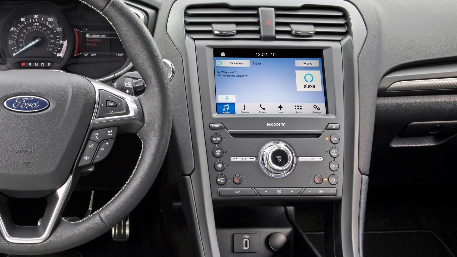 ALEXA IN THE CAR: FORD, AMAZON TO PROVIDE ACCESS TO SHOP, SEARCH AND CONTROL SMART HOME FEATURES ON THE ROAD