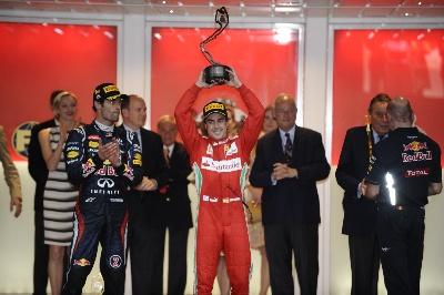Monaco GP - Alonso on top and Massa reborn