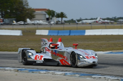 Inovative DeltaWing to Make its Monterey Debut