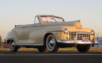 Duesenberg And Other Convertibles Top Sellers At Auburn Spring Auction