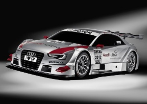 Hide-and-seek game is over: the new Audi A5 DTM