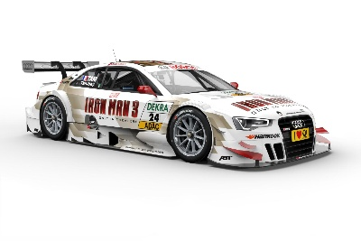 Audi Rs 5 Dtm Ready To Race At Hockenheim