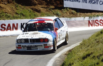 The Champion in Touring Car Racing : The BMW M3
