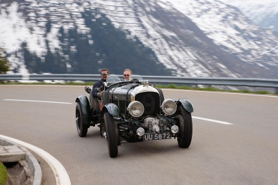 Bentley Ready For Classic Thousand Mile Challenge
