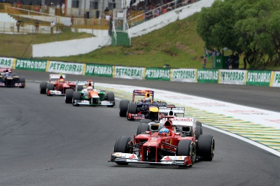 Brazilian GP - We almost did it in Interlagos