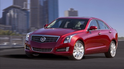 ATS A FINALIST FOR NORTH AMERICAN CAR OF THE YEAR