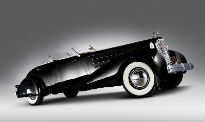 Rare, Historic Cadillacs On Display At Pebble Beach