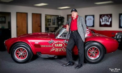 427 DragonSnake Cobra coming to the Concours d'Elegance of Texas