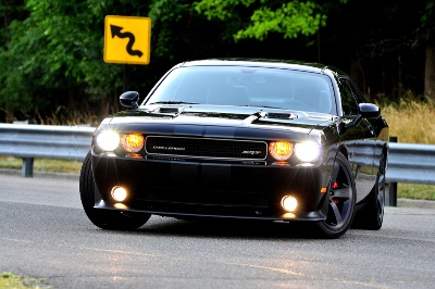 Chrysler Group To Auction Chairman And CEO Sergio Marchionne's Customized 2011 Dodge Challenger SRT8