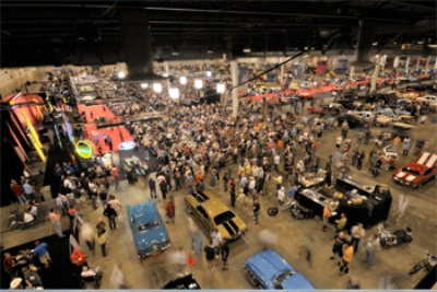 Collector Cars To Hit Auction Block at Houston's Reliant Center April 4-6