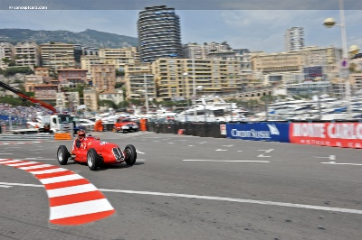 Credit Suisse Celebrates Successful 2012 GP De Monaco Historique