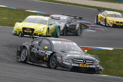 Mercedes-Benz DTM drivers comment on the third race of the season at Brands Hatch