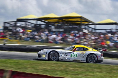 De Retour! Viper Set for Return to 24 Heures du Mans With SRT Motorsports
