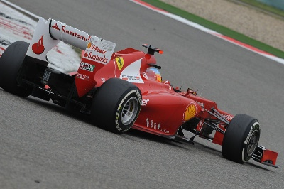 Chinese GP - Only two points for Ferrari at the Shanghai circuit