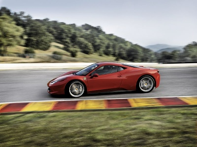 Ferrari 458 Italia: from success on the road to glory on the track