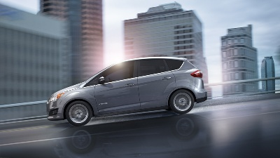 FORD C-MAX HYBRIDS OUTSELL TOYOTA PRIUS PLUG-IN AND PRIUS V; NAMED OFFICIAL CAR FOR 2013 INTERNATIONAL CES