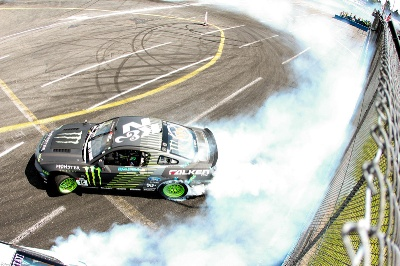 Ford Expands Support for Professional Drifting; Announces Official Partnership with Formula DRIFT