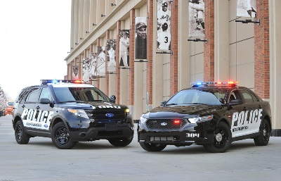 FORD POLICE INTERCEPTORS SWEEP THE COMPETITION IN LOS ANGELES COUNTY SHERIFF'S DEPARTMENT TESTING