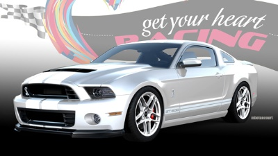 Unique Ford Shelby GT500 To Be Auctioned Saturday