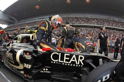 Something From the Weekend... FORMULA ONE – CHINESE GRAND PRIX