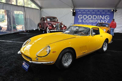 Gooding & Company Sells 97% at its Amelia Island Auction, Realizing more than $28 million in Sales and Five World Records