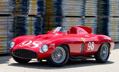 Four Magnificent Motorsport Legends Return to the Public Eye at Gooding & Company's Pebble Beach Auctions