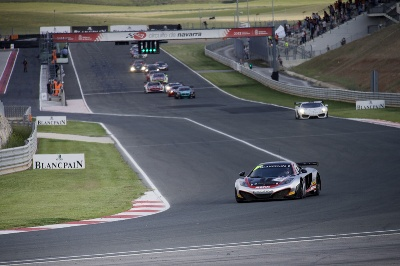 HEXIS RACING CLAIMS MOMENTOUS DOUBLE VICTORIES WITH NEW 12C GT3