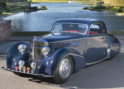 Past Winners Come Up Big at the Eleventh Annual Hilton Head Island Motoring Festival & Concours d'Elegance
