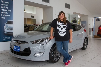 HYUNDAI MOTOR AMERICA SELLS ITS FIRST SPECIAL EDITION VELOSTER RE:MIX MODEL