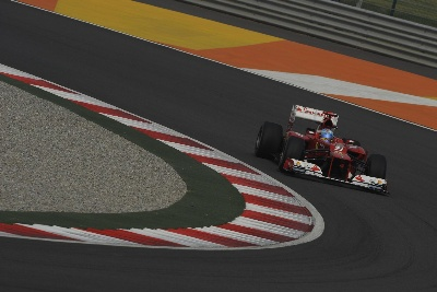 INDIAN GP - A MIXED FIRST DAY – NORMAL FOR FERNANDO, LESS SO FOR FELIPE