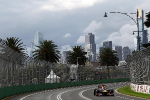 Infiniti and Red Bull Racing @ the Australian Grand Prix: 'A GOOD COMEBACK'