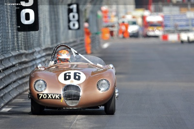 Jaguar Heritage Racing scores debut win in Monaco Historic