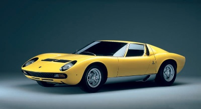 LAMBORGHINI'S 50TH ANNIVERSARY: '100 YEARS OF INNOVATION IN HALF THE TIME'