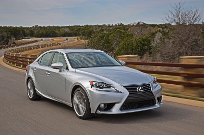 Lexus Announces Pricing For All-New 2014 Is Sedan