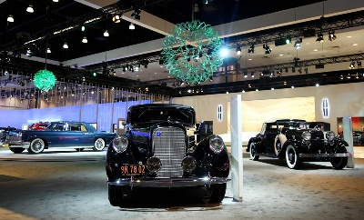 Lincoln at Los Angeles Auto Show Press Days: Celebration of Its Past and Future As Brand Rolls Out Its Reinvention