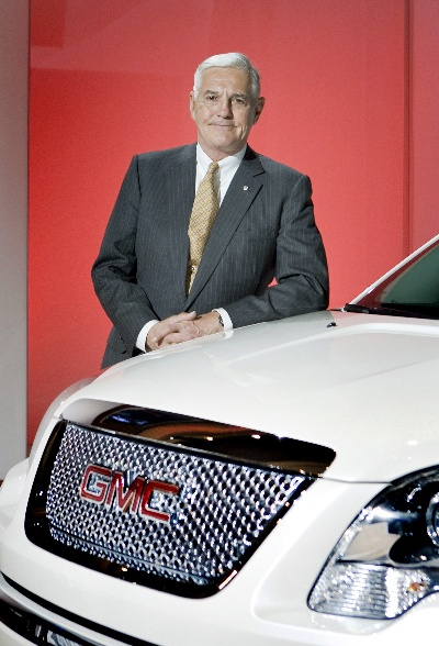 Bob Lutz Named as 2012 Honorary Chairman At Hilton Head Island Concours