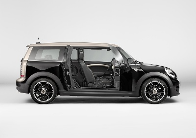 MINI AT THE 83RD GENEVA INTERNATIONAL MOTOR SHOW 2013