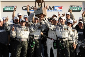 Magnus Racing Leads Porsche 911 GT3 Cup Sweep of Rolex 24 at Daytona Podium