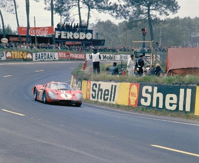 45Th Anniversary Of 'All-American' Victory At 1967 Le Mans