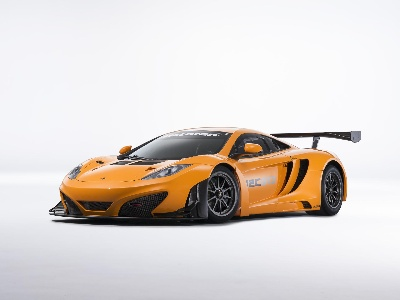 McLaren GT Confirms Details of Enhanced 12C GT3 To Compete Globally in 2013