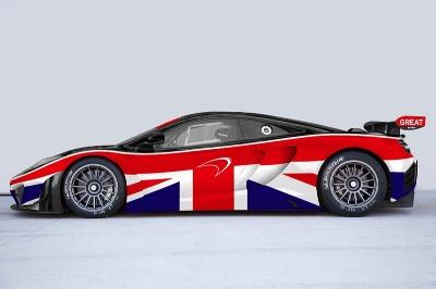 World Debut At Goodwood Festival Of Speed For Enhanced McLaren MP4-12C