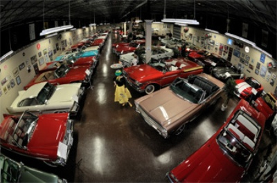 Green Country Auto Sales >> Mecum Auctions To Offer Coveted Museum Collection At No ...