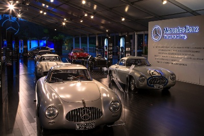 Mercedes-Benz at Pebble Beach Automotive Week: An Expression of Fascinating Design and Innovation