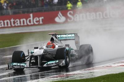 2012 British Grand Prix: Race