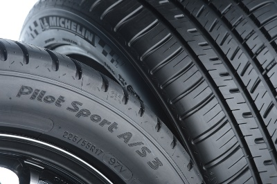 MICHELIN INTRODUCES THE PILOT SPORT A/S 3 TIRE
