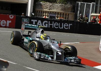 Monaco Grand Prix: Race