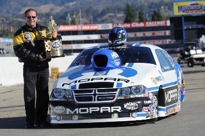 TWO CHAMPIONSHIPS AND A WIN FOR MOPAR IN NHRA FINALS