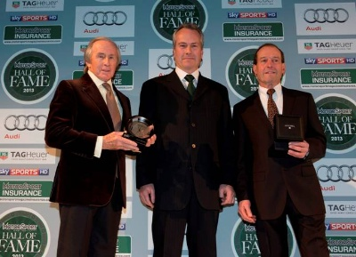 Motor Sport Magazine Hall of Fame opens its doors to Lotus