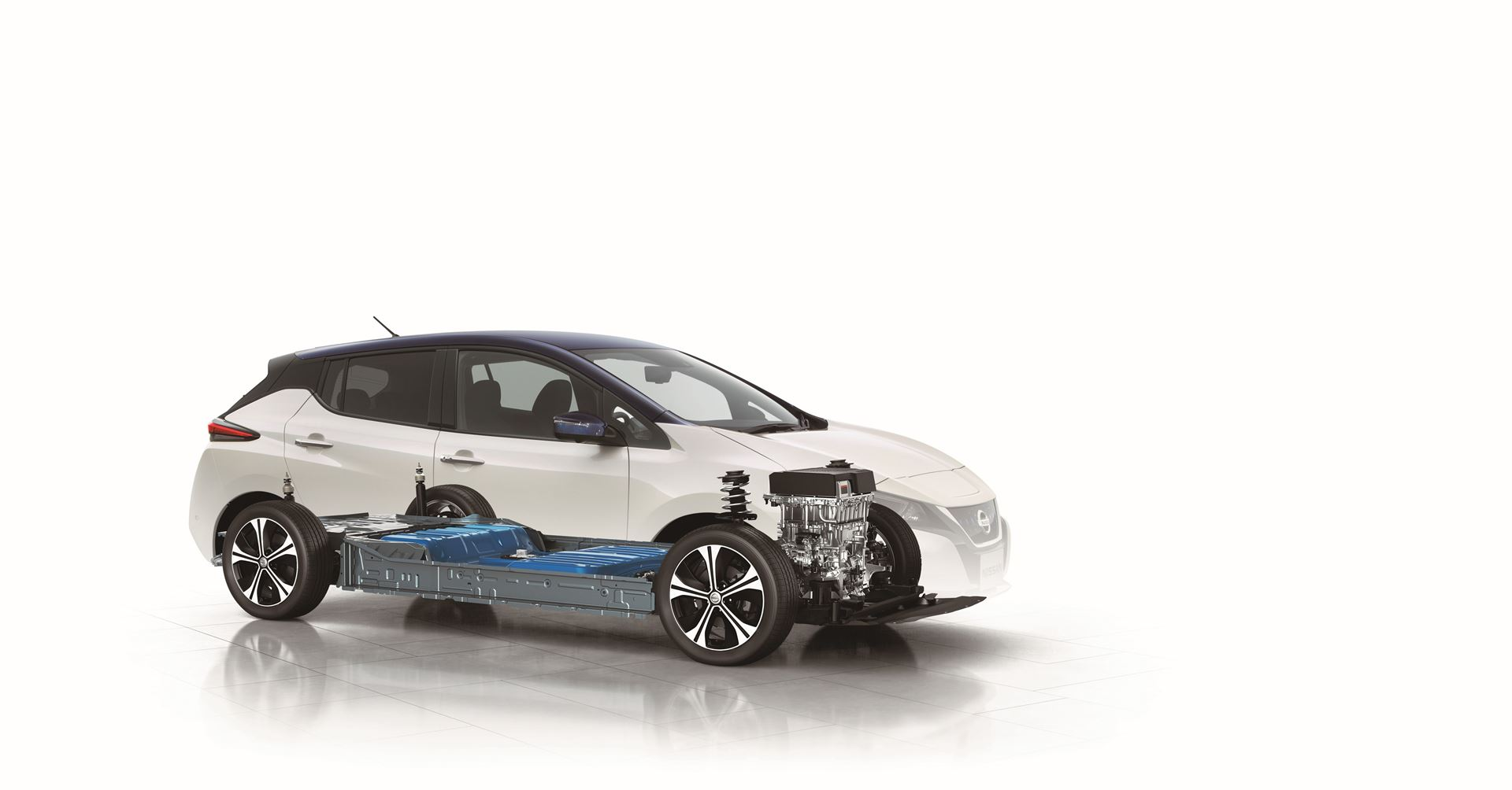 The New Nissan Leaf Launched For Europe: Raising The Bar For Mass Market Electric Vehicles